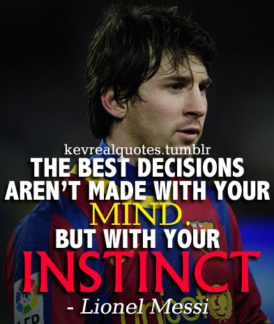 Soccer quotes motivate us and inspire us to reach for our goals.